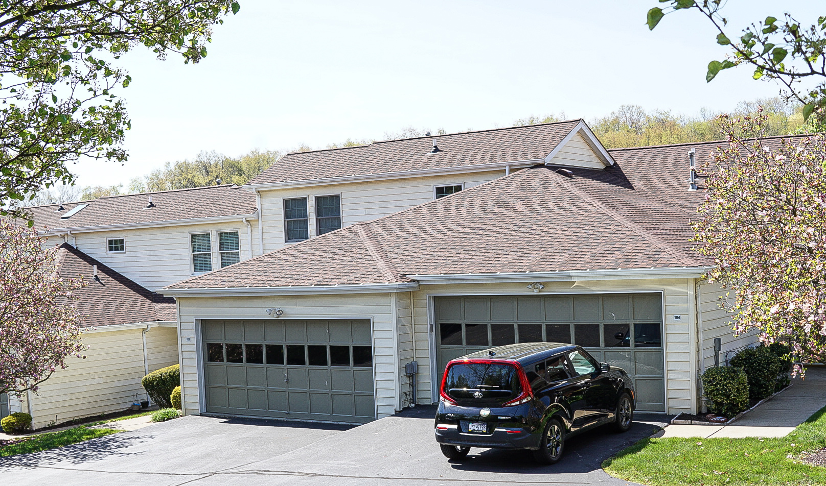 Peters Township Condo/HOA Commercial Roofing Project