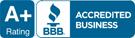 Gregor Roofing A+ BBB Certified